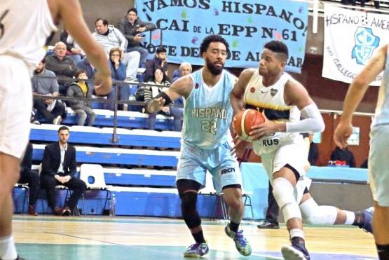 Hispano y otra batalla frente a San Lorenzo