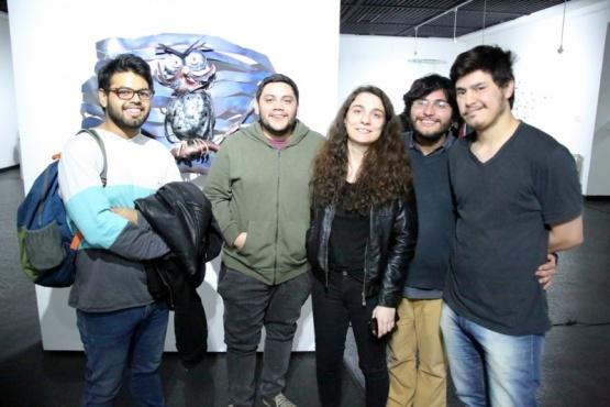 Dos nuevas muestras se presentaron en el Complejo Cultural Santa Cruz
