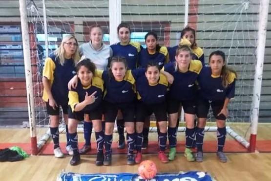 Palma ya tiene rivales para el Nacional Femenino de AFA