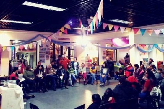 Cientos de vecinos pasaron por el Complejo Cultural en el marco de las jornadas. (J. C. C)