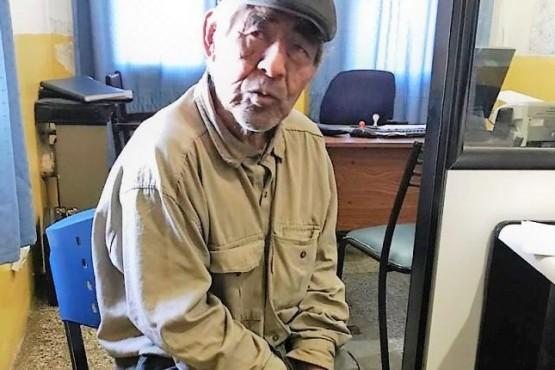 Apareció sano y salvo un anciano que se había perdido por más de una semana