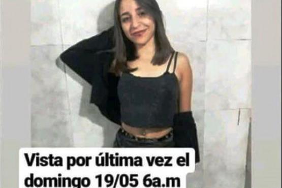 Buscan a chubutense de 19 años en La Plata