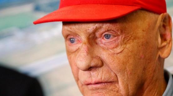Murió Niki Lauda, tricampeón de la Fórmula 1