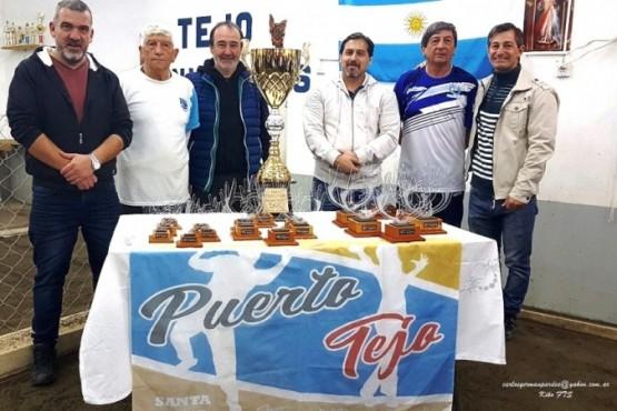 """Hubo Torneo Provincial de Tejo """"Copa Challenger Mercado Aaron"""""""