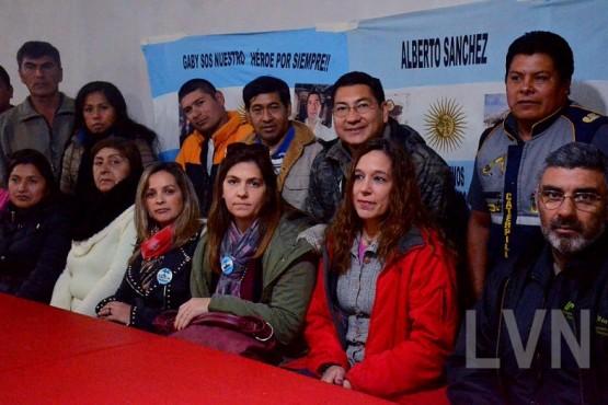 ARA San Juan: familiares de submarinistas llegaron a Caleta para declarar