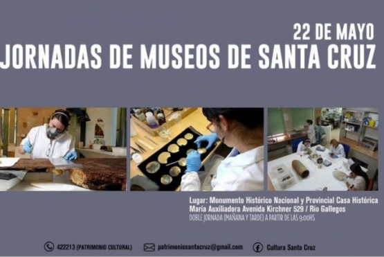 """Comienzan las """"X Jornadas de Museos de Santa Cruz"""""""