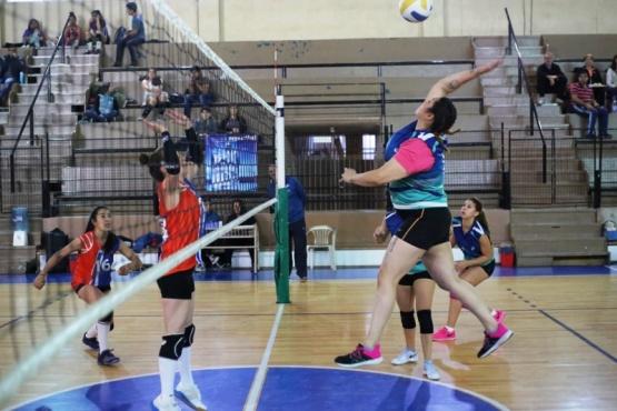 Muchos partidos se jugaron en los tres días de torneo.