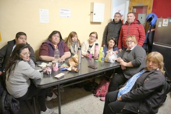 Facilitadoras y Municipio firmaron acta acuerdo para el pago de salarios