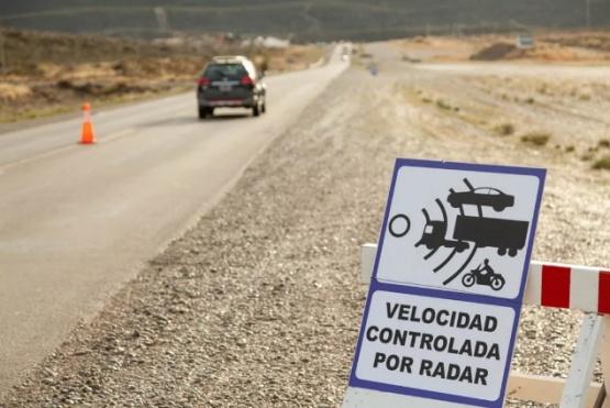 Comenzaron los controles de velocidad con radares en Ruta 3