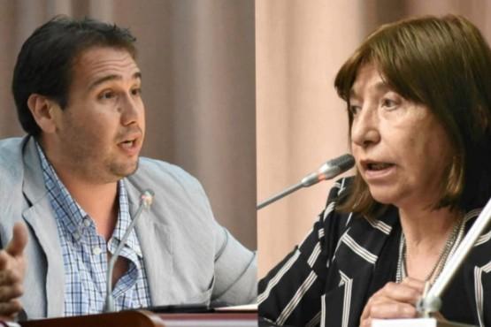 Pedidos de informes enfrentó a Anden y Fita