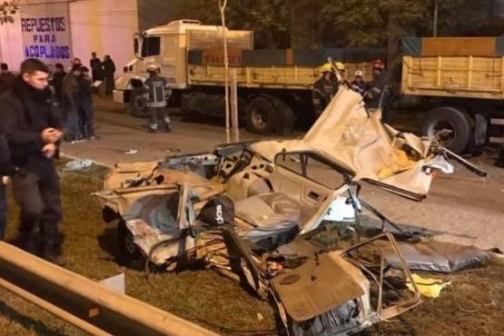 El fiscal general confirmó que la Policía disparó contra el auto
