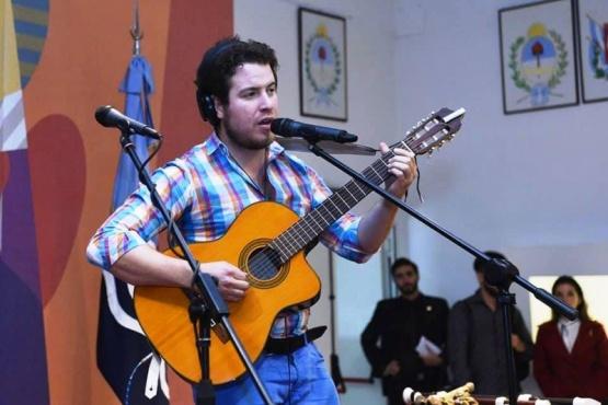 Con la música patagónica a flor de piel