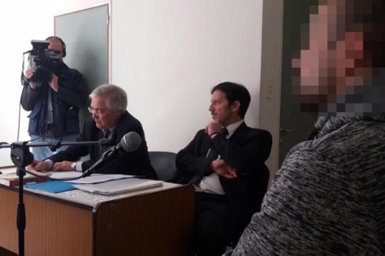 Audiencia de revisión por el homicidio de Mario Quevedo