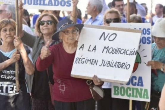 Piden a Nación mantener la moratoria previsional para amas de casa