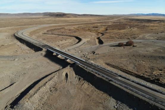 Nación afirmó que pagó la totalidad del Puente de Río Pico