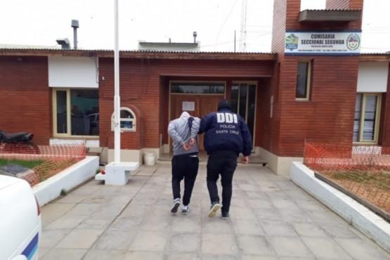 Ladrón que hirió a un hombre fue detenido cuando dormía