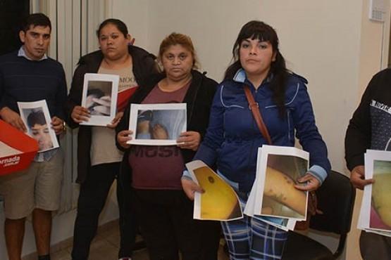 Piquetera arrepentida: Antonia Martínez pidió perdón a los policías