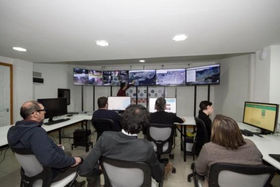 La Municipalidad de Ushuaia puso en marcha el Centro de Coordinación y Monitoreo