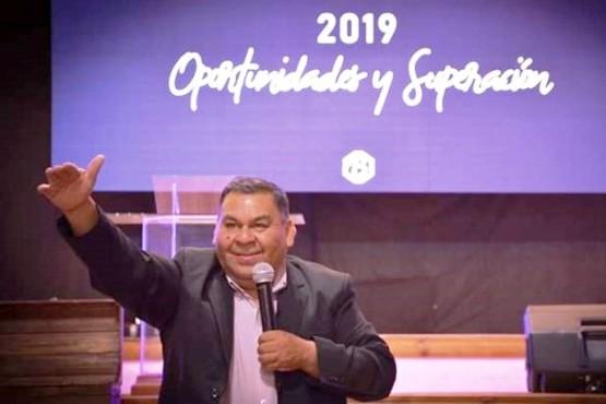 Pastor Segundo Gamín.