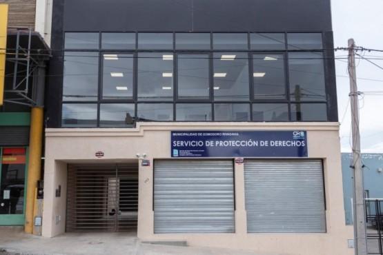 Inauguraron el nuevo edificiodel Servicio de Protección de Derechos