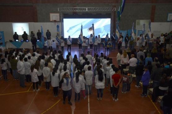 """""""Tito y sus amigos"""" llegó a Puerto San Julián"""