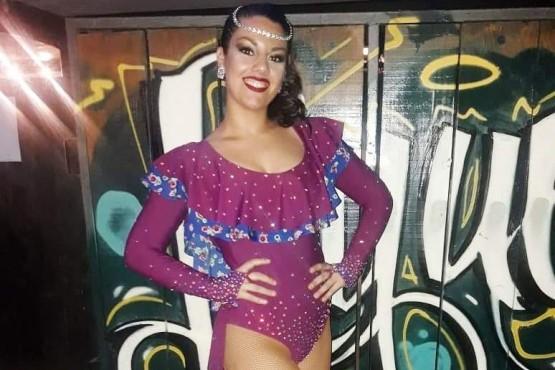 "Maia Morales ""Campeona Nacional Solista Salsa Femenino Amateur 2019"""