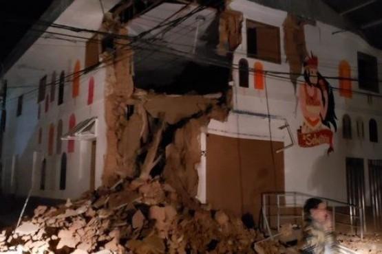 Fuerte sismo de 7,5 en Perú provocó temblores en Ecuador, Brasil y Colombia
