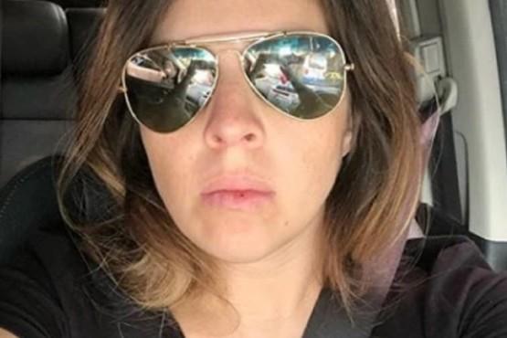 El ataque de furia de Dalma Maradona contra militantes
