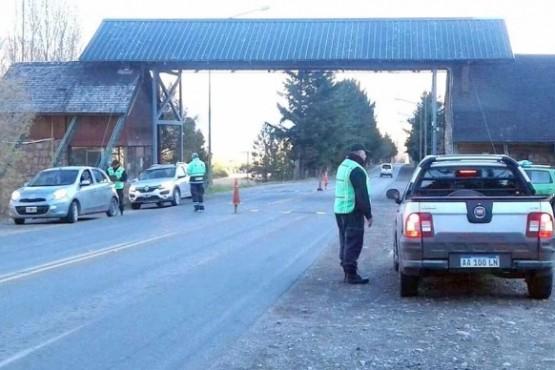 Un juez chubutense intentó escapar de un control policial en la ruta