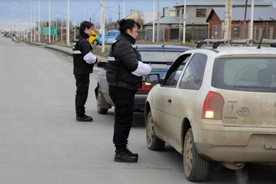 Nueve secuestros de vehículos este fin de semana