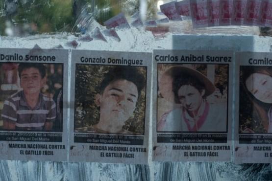 DDHH expresan dolor por el asesinato de los cuatro jóvenes
