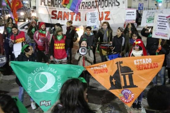La marea verde gritó por la despenalización del aborto