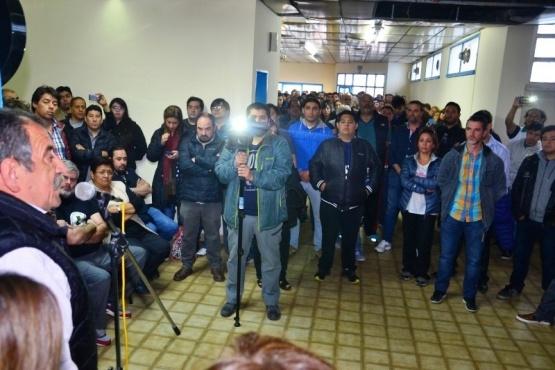 """Reclamo de UPVM en la Justicia: Ocampo dijo que """"en el fondo no quieren llevar a Macri en la boleta"""""""