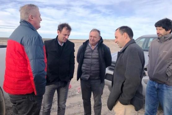 Avanzan con el estudio de aprovechamiento energético del metano en Chubut