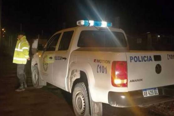 Policia provincial toma medidas de precaución para evitar usurpación de las 108 viviendas