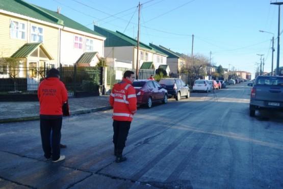 Gendarmería de Río Gallegos colabora en pericias por crimen en Río Grande