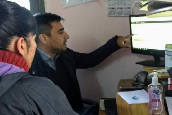 El Ministerio de la Familia implementó moderno programa de control en el depósito central
