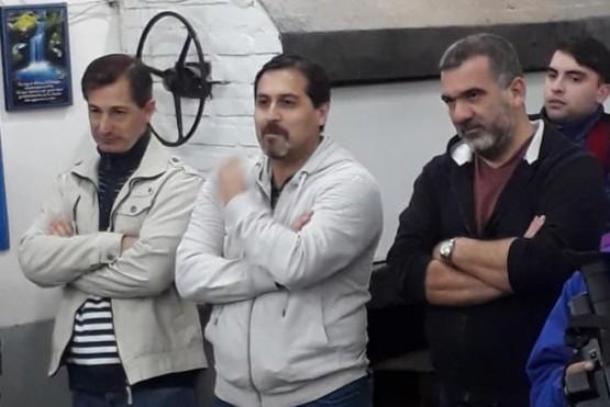 Dieron de alta al Intendente González y al Concejal Paradis