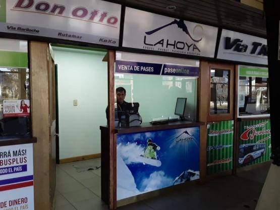 Cambios en la venta de pases entre Esquel y Trevelin
