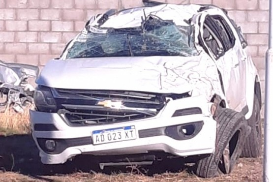 González se recupera tras el accidente que le costó la vida al edil Montiel