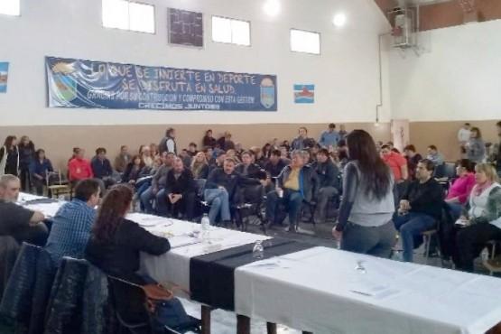 """PJ: la búsqueda para incluir organizaciones y sectores vecinales """"anti Macri"""""""