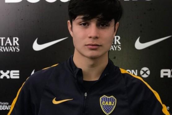 La joya del Boxing que es nuevo jugador de Boca Juniors