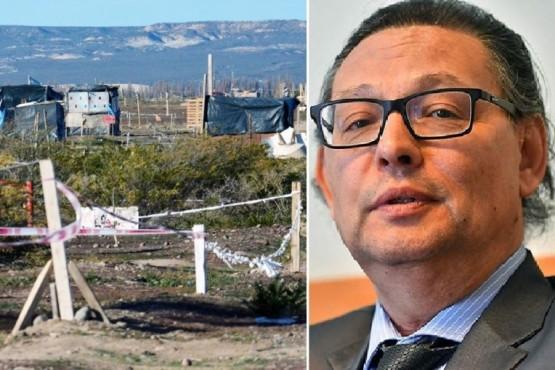 Ocupación de tierras del INTA en Trelew: según el fiscal Gélvez no hay delito