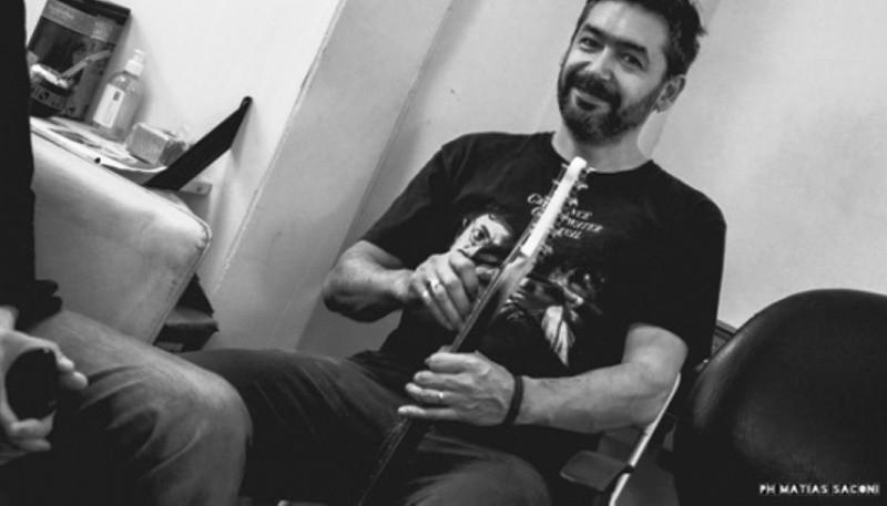 Miguel Jancich, músico y luthier.