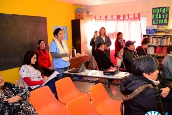 Se llevó a cabo una charla informativa sobre discapacidad