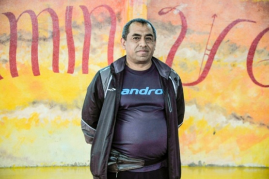 """Juntan firmas para que el Verón se llame """"Carlos Ulloa"""""""