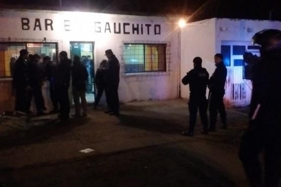 Alcoholemias positivas y menores de edad en boliches bailables