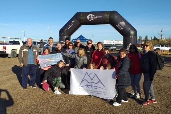 Grupo de adultos representará a Río Gallegos en Puerto Madryn