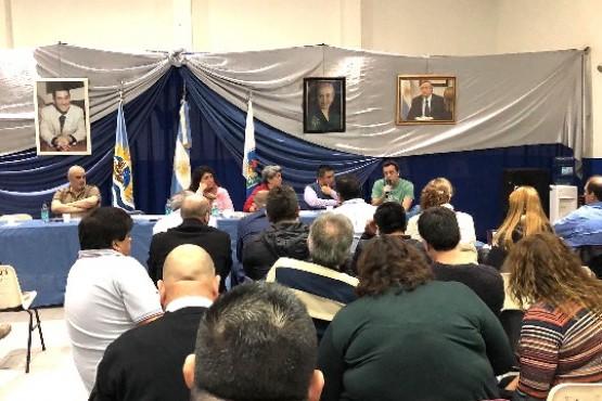Congreso del PJ: Aprobaron armar frente electoral pero no se modificó la Carta Orgánica