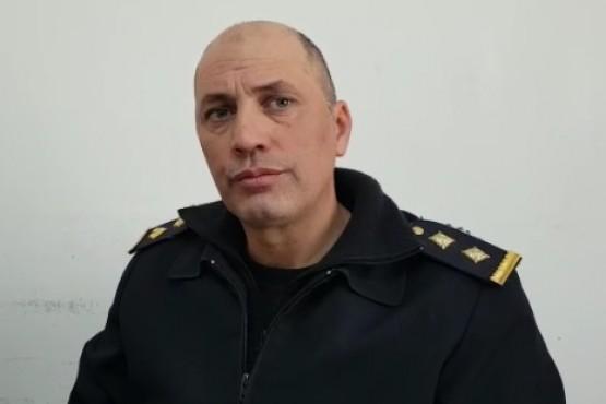 Jefe de la Comisaría Quinta, Juan Ale.